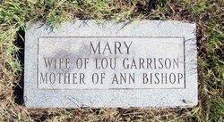 Mary <i>Tannehill</i> Garrison