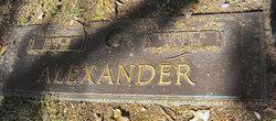 Janie B. Alexander
