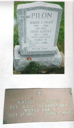 Raoul E Pilon