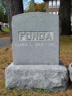 Carrie L. Fonda