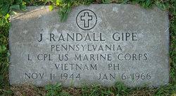J Randall Gipe