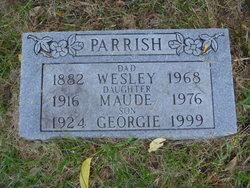 Maude Parrish