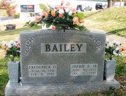 Frederick David Bailey