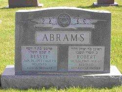 Bessye <i>Sachs</i> Abrams