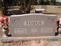 Benjamin F Fuqua