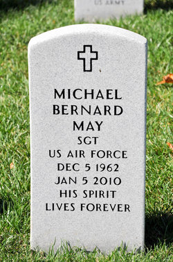 Michael Bernard May