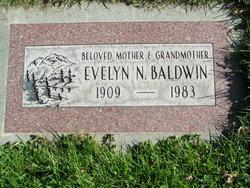Evelyn Nesbeth <i>Roush</i> Baldwin