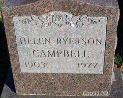 Helen <i>Ryerson</i> Campbell