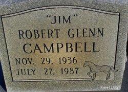 Robert Glenn Jim Campbell
