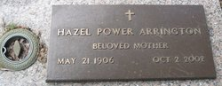 Hazel <i>Power</i> Arrington