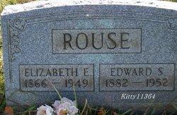 Elizabeth E Lizzie Rouse