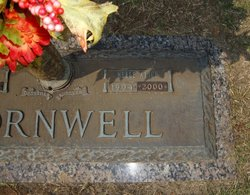 Nelle Alice <i>Keller</i> Cornwell