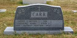 Mary J. Carr