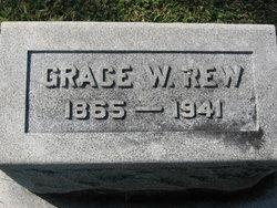 Grace <i>Wilkinson</i> Rew