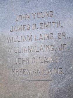 William Laing, Sr