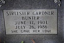 Sirlester <i>Gardner</i> Hunter
