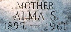 Alma Sarah <i>Hilburn</i> Alexander