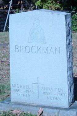 Anna <i>Denu</i> Brockman