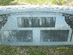 Mary <i>Norris</i> Bell