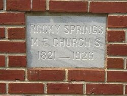 Rocky Springs United Methodist Church Cemetery