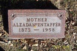 Alzada Mary <i>Thorn</i> McEntaffer