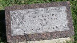 Frank Eugene Ala