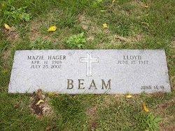 Mazie Grace <i>Hager</i> Beam