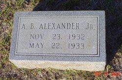 Archie Bryant Alexander, Jr