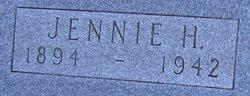 Jennie H <i>Bartle</i> Ashabranner