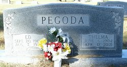 Ed Pegoda