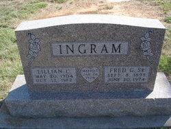 Lillian C. Ingram