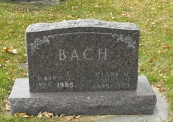 Harry George Bach