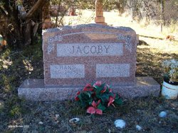 Alice <i>CAVNESS</i> Jacoby