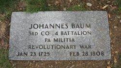Johannes Baum
