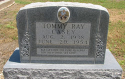 Tommy Ray Casey