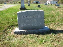 Alice Cora <i>Roach</i> Matthews