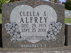 Clella S. <i>Sallee</i> Alfrey