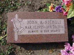 John A. Nichols