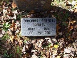 Margaret <i>Griffitts</i> Bradley