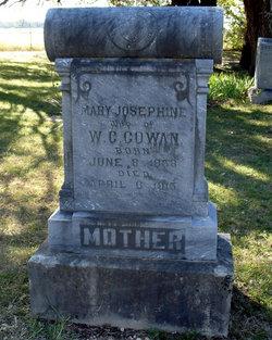 Mary Josephine <i>Smith</i> Cowan