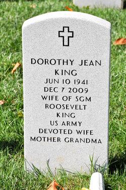 Dorothy Jean King