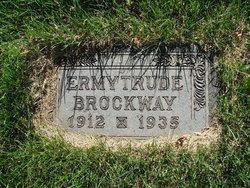 Ermytrude Lynn <i>Burg</i> Brockway