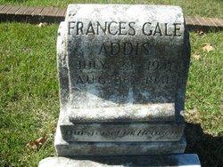 Frances Gale Addis