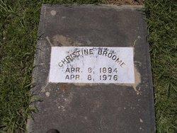 Christine Broome