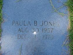 Paula B Jones