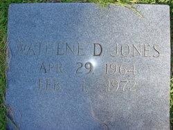 Wathene D Jones