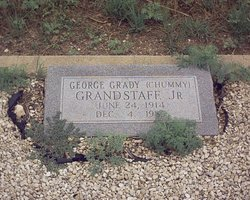 George Grady Chummy Grandstaff, Jr