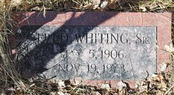 Fred Whiting, Sr