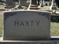 Jane Ellen <i>Harrell</i> Hasty
