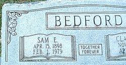 Samuel Ewalt Bedford